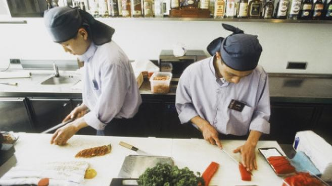 Открыть суши на вынос